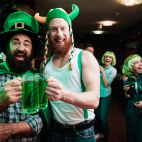 Irland am St. Patrick's Day: 3 Tage Dublin mit Unterkunft, Frühstück & Flug um 316€
