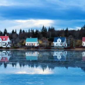 Island Städtetrip: 5 Tage Reykjavik mit zentraler TOP Unterkunft & Flug nur 115€