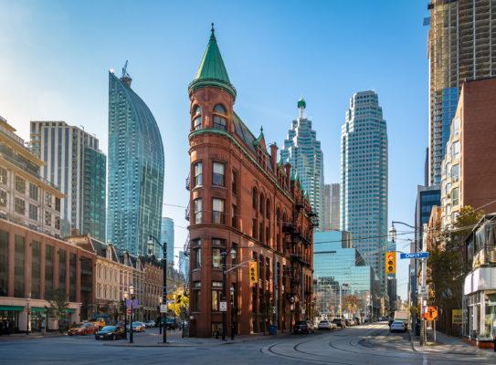 Kanada Toronto Häuser