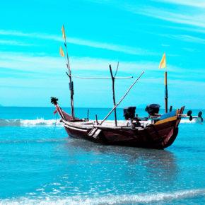Myanmar Maungmagan Beach