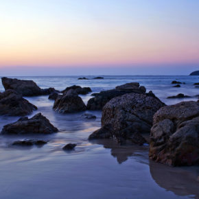 Myanmar Gradfather Beach