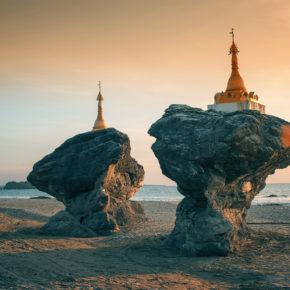 Myanmar Ngwe Saung Beach