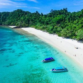 Myanmar Mergui Archipel