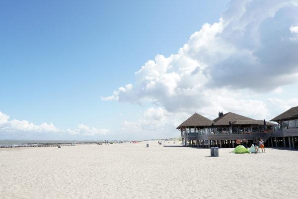 Niederlande Cadzand Strand