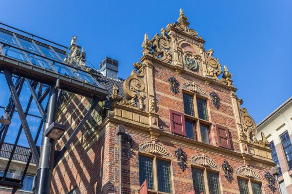 Niederlande Groningen Goudkantoor