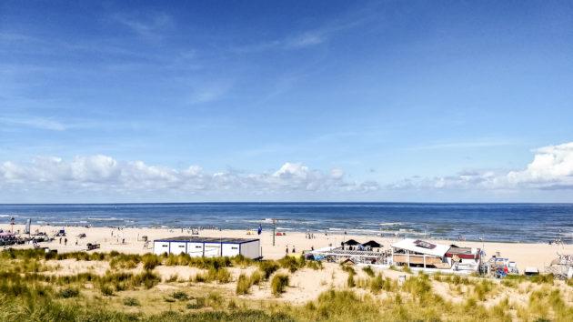 Niederlande Kijkduin Strand