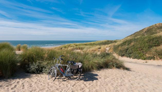 Niederlande Renesse Strand