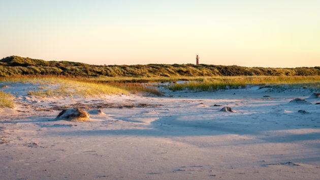 Niederlande Schiermonnikoog Strand