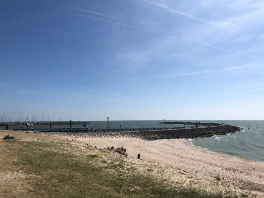 Niederlande Stavoren Strand