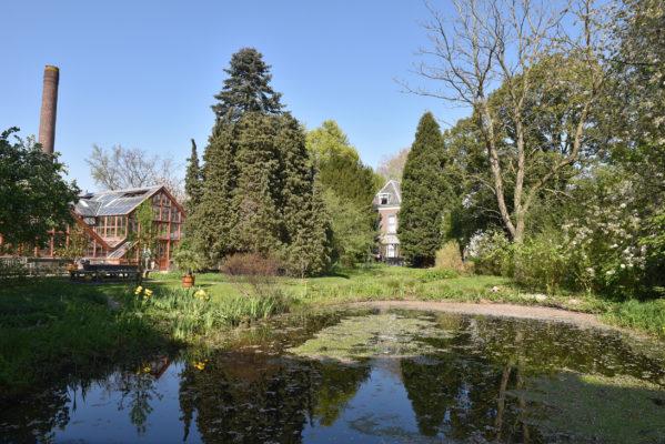 Niederlande Utrecht Botanischer Garten