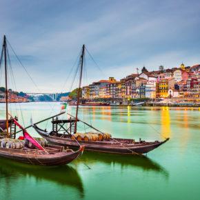 Langes Wochenede in der Kulturhauptstadt Europas: 4 Tage Porto mit Hotel & Flug nur 83€