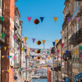 Städtetrip Porto: 4 Tage mit zentralem Hotel & Flug nur 98€