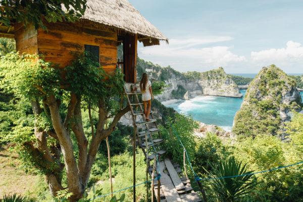 Sanfter Tourismus Ökotourismus Natur Baumhaus