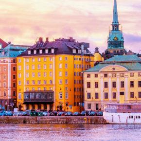 Winter in Stockholm: 3 Tage im 3* Hotel mit Frühstück nur 63€