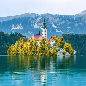 Wochenende am Bleder See: 2 Tage mit TOP Unterkunft & Frühstück nur 23€