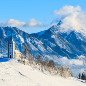 Die Top 8 der besten Skigebiete in Slowenien
