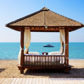 Frühbucher: 7 Tage an der Türkischen Riviera im TOP 5* Hotel mit All Inclusive, Flug & Transfer nur 490€