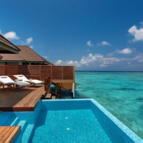 2021 ins Paradies: 9 Tage Malediven-Luxus im TOP 5* Hotel mit All Inclusive, Flug & Transfer für 3.098€