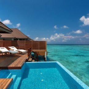 Ab ins Paradies: 9 Tage Luxus auf den Malediven im TOP 5* Hotel mit All Inclusive, Flug & Transfer für 3.389€