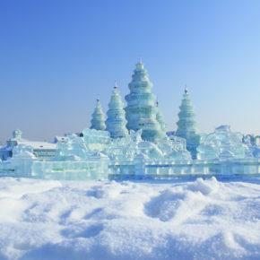 Winterwunderland in China: 14 Tage Harbin zum Eisfestival mit Hotel, Frühstück & Flug nur 553€