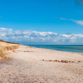Dänemark Falster Marielyst Strand