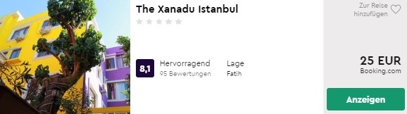 3 Tage Istanbul