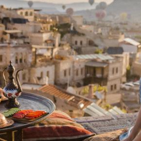 Rundreise Kappadokien: 8 Tage in 4* Hotels inkl. Halbpension, Flug & Transfers um 249€