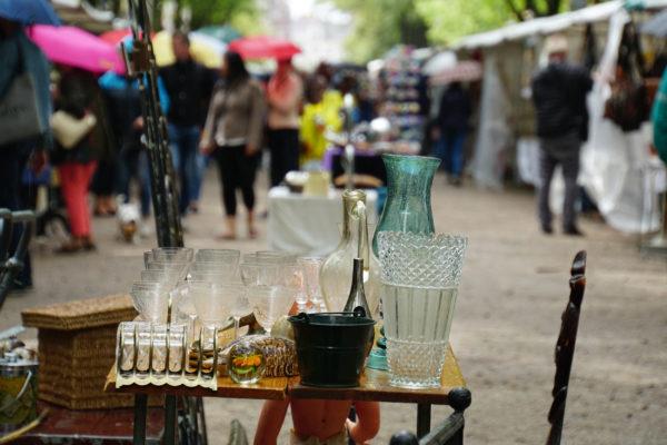 Niederlande Den Haag Markt