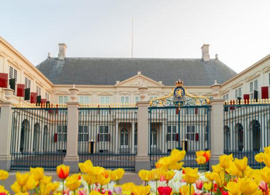 Niederrlande Den Haag Noordeinde