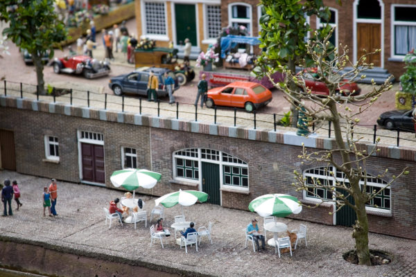 Niederlande Miniaturpark Madurodam