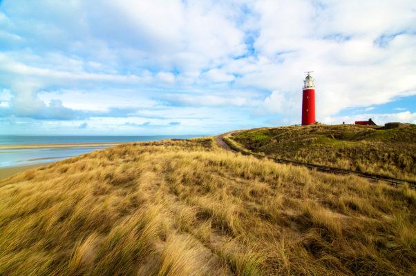 Niederlande Texel Leuchtturm