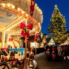 Christmas-Feeling in Graz: 2 Tage im 4* Hotel für 38€
