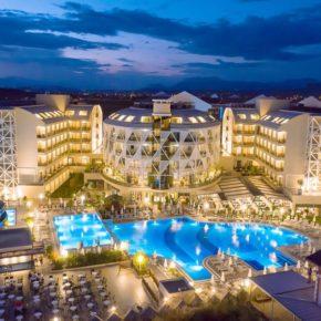 Luxus in der Türkei: 7 Tage Türkei im 5* Hotel mit All Inclusive, Flug & Transfer nur 331 €