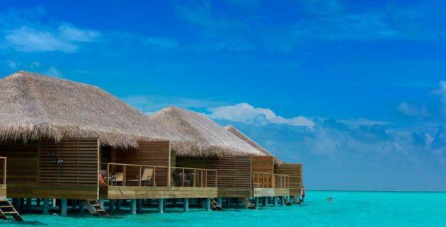 cocoon maledives aussenansicht
