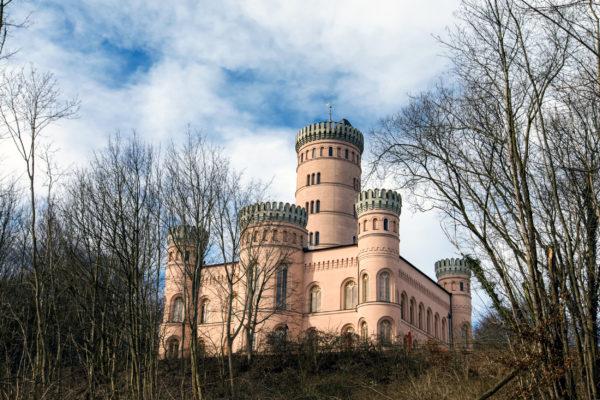 Deutschland Rügen Jagdschloss Granitz