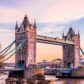 Winter-Wochenende: 3 Tage in London mit zentraler Unterkunft & Flug nur 72€
