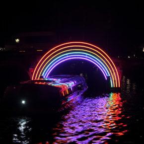 Festival of Lights in Amsterdam: 3 Tage übers WE im TOP 4* Hotel mit Flug nur 141€