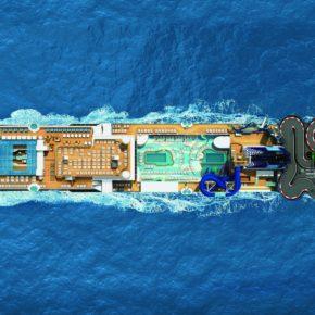 Karibik-Kreuzfahrt: 8 Tage auf der Norwegian Encore mit Kartbahn inkl. Vollpension nur 846€