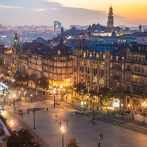 Portugal: 4 Tage Porto in toller Unterkunft & Flug um 78€
