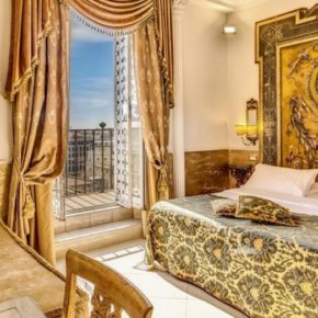 Wochenende in Italien: 3 Tage Rom im 4* Hotel inkl. Frühstück & Flug nur 123€