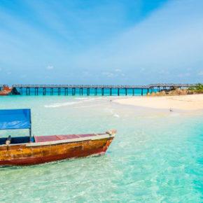 Traumurlaub: 10 Tage Sansibar mit 3* Hotel & Flug inkl. Gepäck nur 497€
