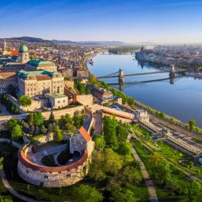 Budapest Neueröffnung: 3 Tage übers Wochenende im zentralen TOP Hotel inkl. Frühstück nur 69€