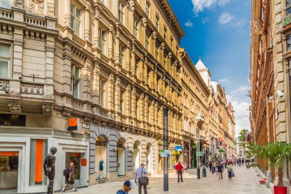 Ungarn Budapest Szimpla Kert
