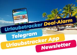 Urlaubstracker Deal-Alarm