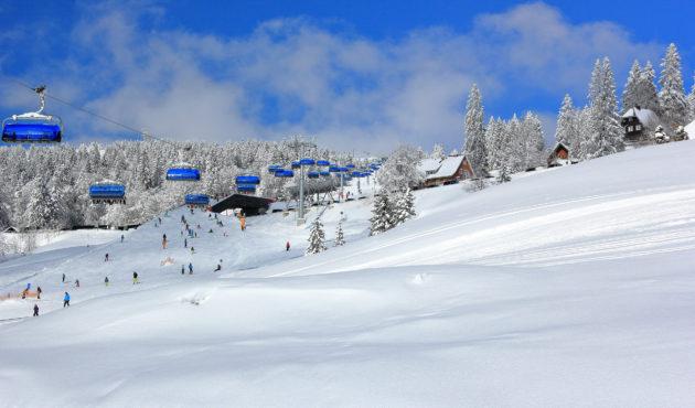 Deutschland Feldberg Ski