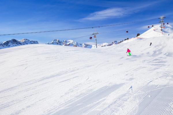 Deutschland Fellhorn Ski