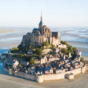 Wunderschönes Frankreich: 2 Tage Kurztrip zum Le Mont-Saint-Michel inklusive 3* Hotel nur 27€