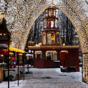 Über Weihnachten nach Oslo: Flüge um günstige 7€