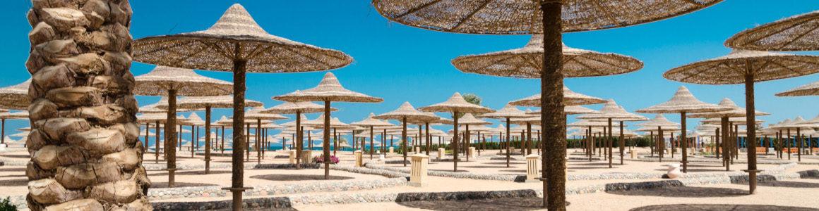 5* Grand Resort Hurghada: 7 Tage mit All Inclusive & Flug für 273€