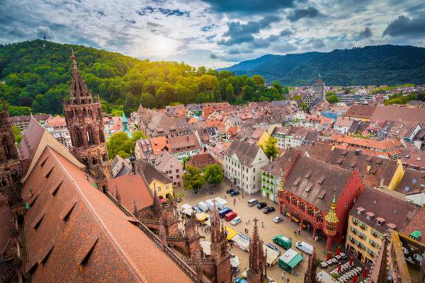 Deutschland Freiburg Schwarzwald